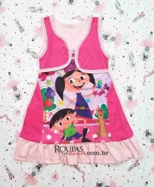 Vestidos Infantil Vários Modelos