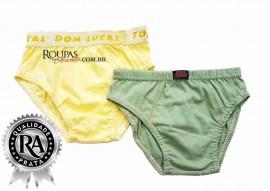 Cueca Infantil  algodão Dom Lucas