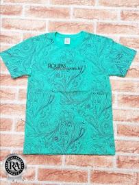 Camiseta Masculina Infanto Juvenil Estampada