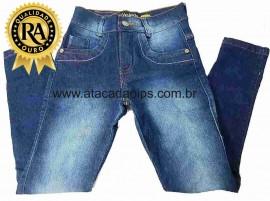 Calça Skinny Jeans infantil masculina
