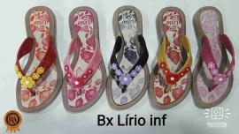 Chinelo Infantil Feminino Mix Modelos